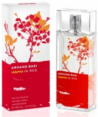 """Armand Basi """"Happy in Red"""" 100 ml"""
