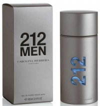 "Carolina Herrera ""212 Men"" 100 ml"