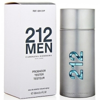 "Carolina Herrera ""212 Men"" 100 ml men tester"