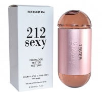 "Carolina Herrera ""212 Sexy"" 100 ml women tester"