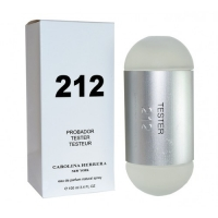 "Carolina Herrera ""212"" 100 ml women tester"