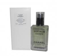 """Chanel """"Egoiste Platinum""""100 ml men tester"""