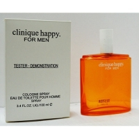 "Clinique ""Clinique Happy"" 100 ml men tester"