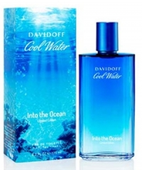 "Davidoff ""Cool Water Into The Ocean For men"" 125 ml"