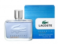 "Lacoste ""Essential Sport"" 125 ml"