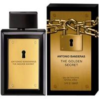 """Antonio Banderas """"The Golden Secret"""" 100 ml"""