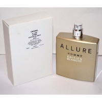 "Chanel ""Allure Homme Edition Blanche"" 100 ml men tester"