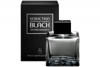 "Antonio Banderas ""Seduction in Black"" 100 ml"
