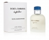 "Dolce&Gabbana ""Light Blue pour Homme"" 125 ml men tester"